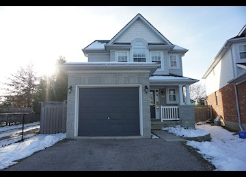 Beautiful Single Detached Home in Eastbridge: Photo